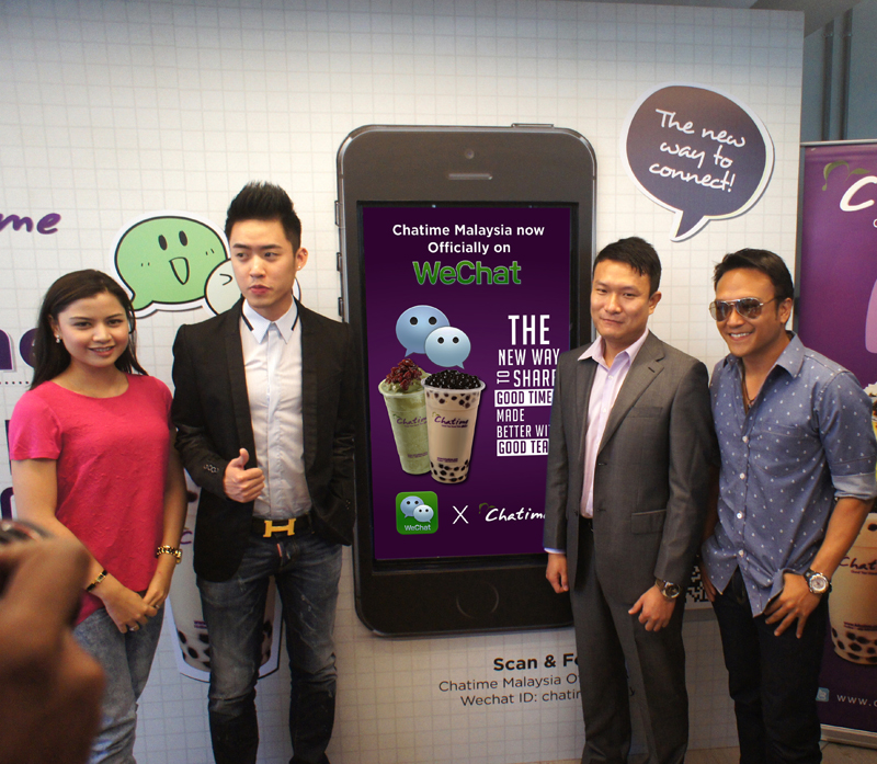 marketing your app on WeChat